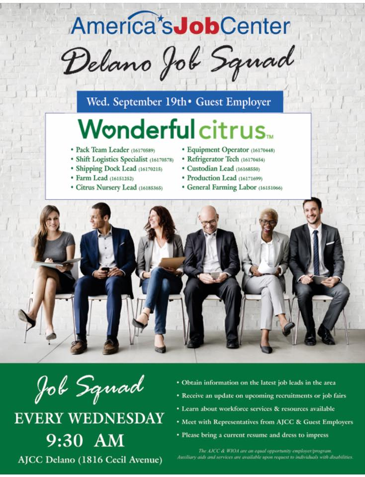 e3f1447b9a Need a job in Delano  Check this out! 8 months ago rewind981