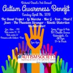 Autism Awareness Benefit