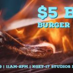 BBQ Burger Fundraiser for Bakersfield Homeless Center