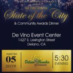 Delano State of the City & Community Awards Dinner